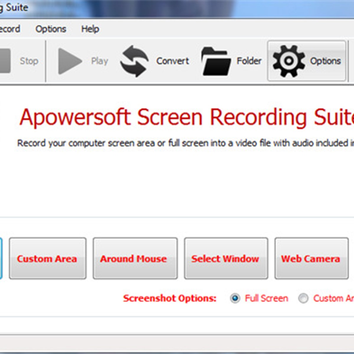 Apowersoft Screen Recorder Alternatives and Similar Software