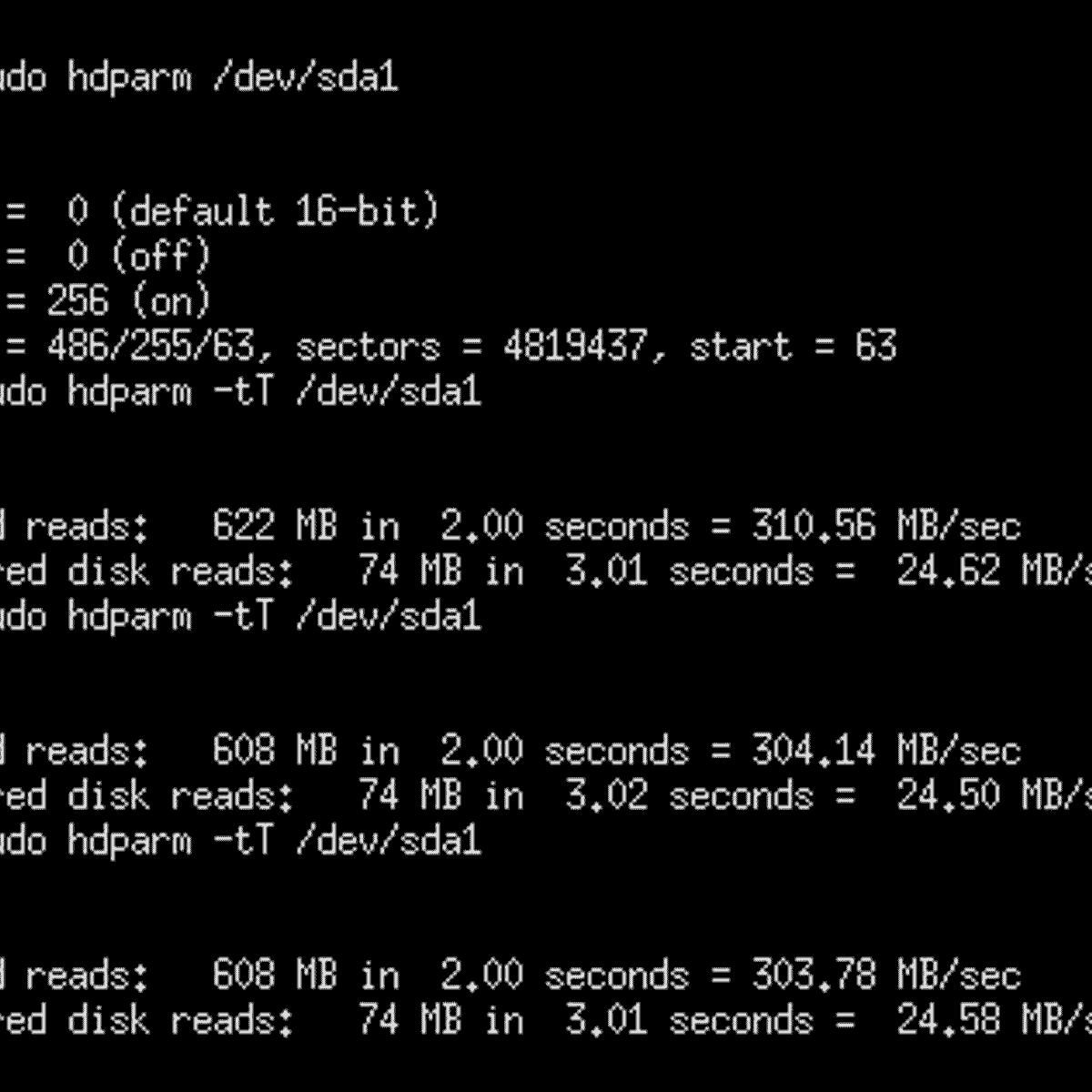 hdparm Alternatives and Similar Software - AlternativeTo net