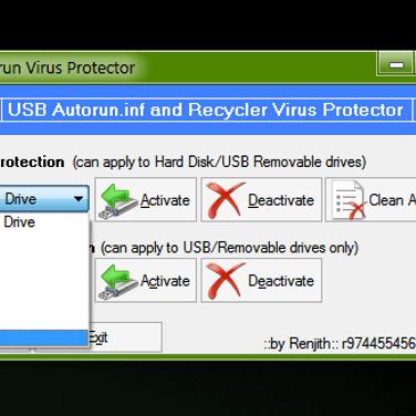 USB Autorun Virus Protector Alternatives and Similar