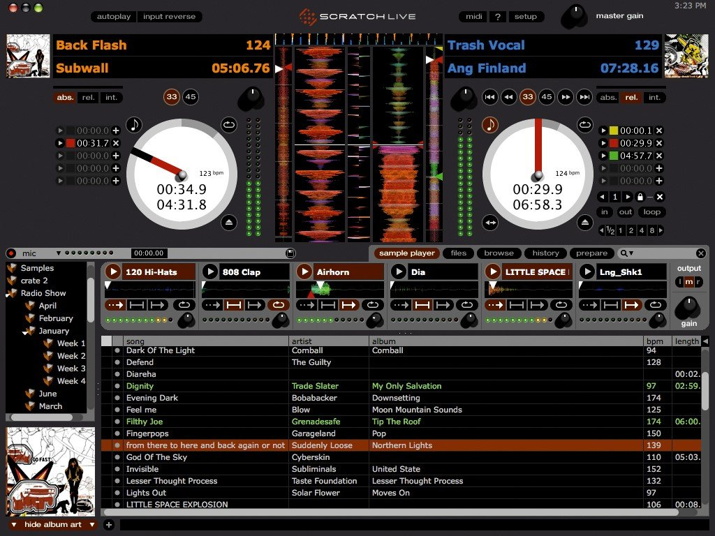 Serato Scratch Live Alternatives And Similar Software