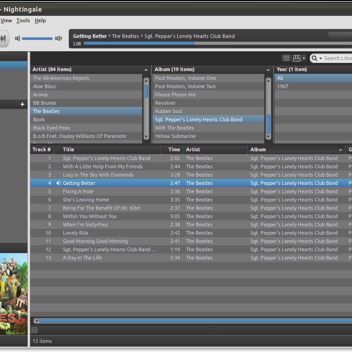 Nightingale Alternatives and Similar Software