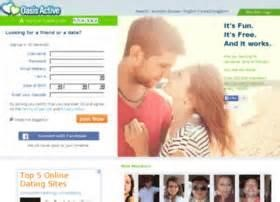 dating sites like oasis active