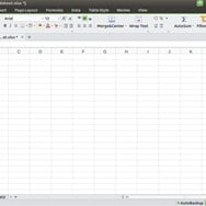 Spreadsheet 2015 on Ubuntu 14.04