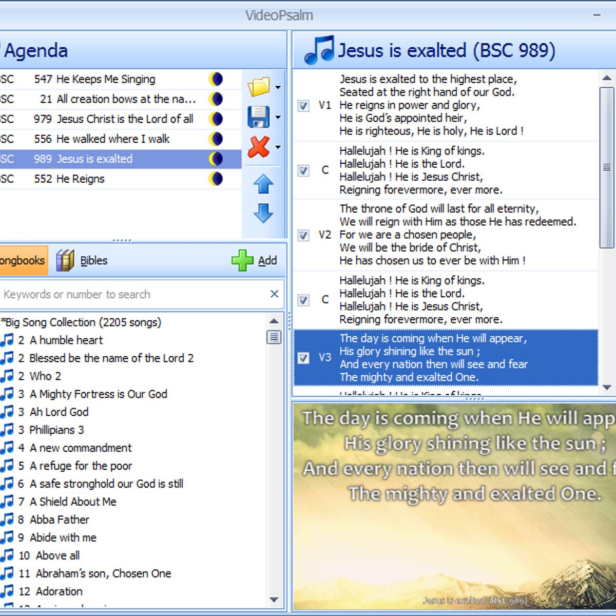 VideoPsalm Alternatives and Similar Software - AlternativeTo net