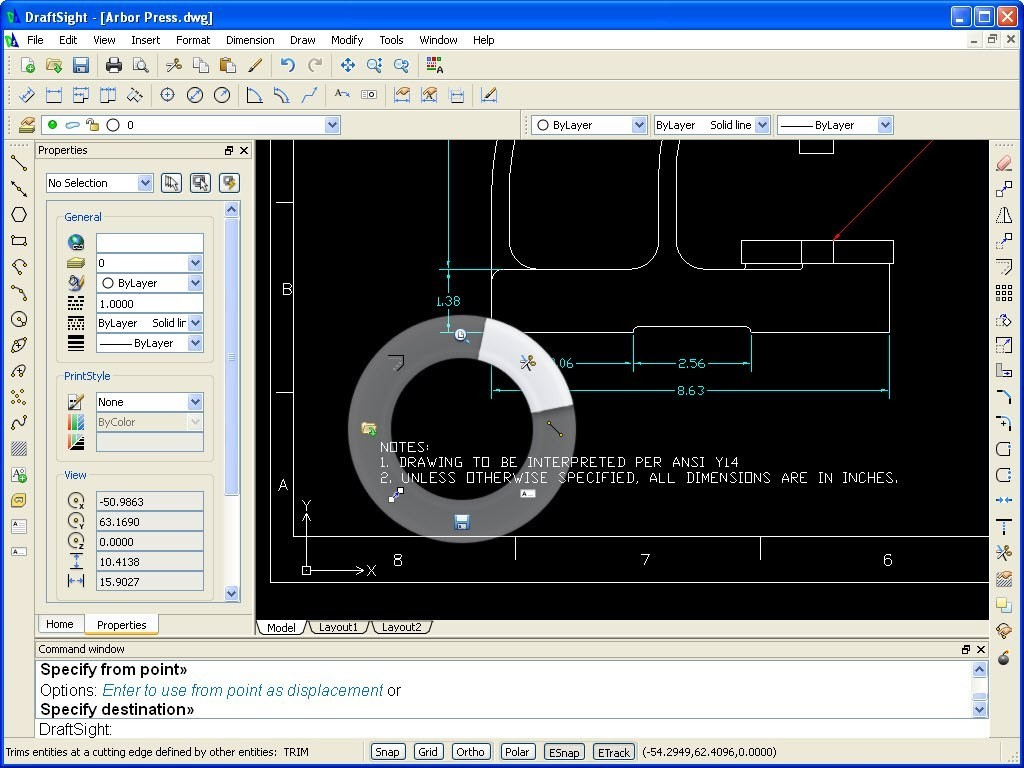 Draftsight alternatives and similar software for Free online cad program