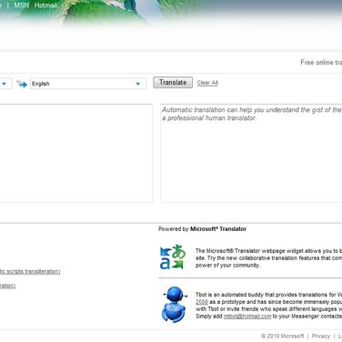 Bing Translator Alternatives and Similar Websites and Apps