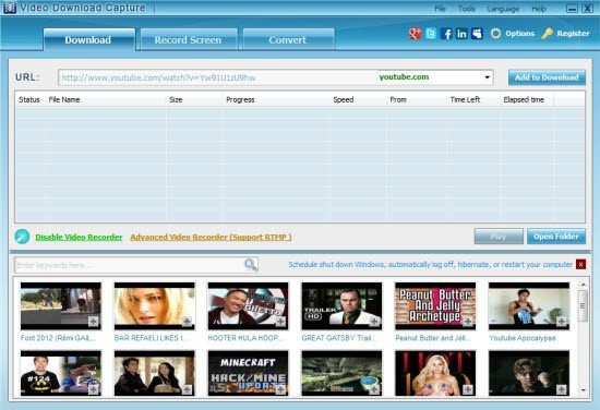 Apowersoft Video Download Capture Alternatives and Similar Software