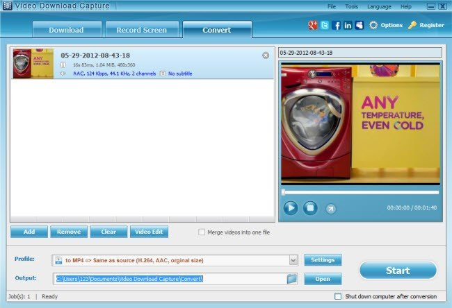 apowersoft download mp3