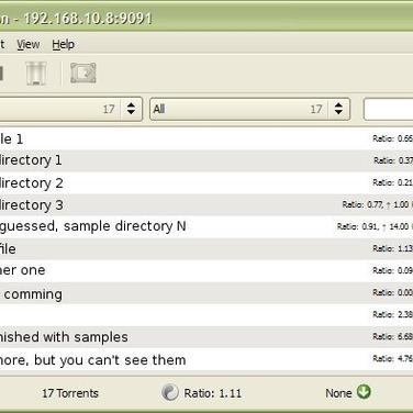 Transmission-Qt Win Alternatives and Similar Software