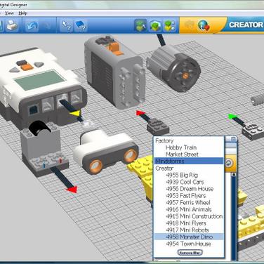 Lego Digital Designer Alternatives And Similar Software Alternativeto Net