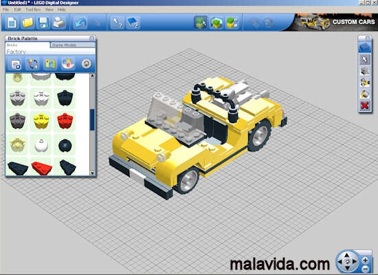 LEGO Digital Designer Alternatives and Similar Software