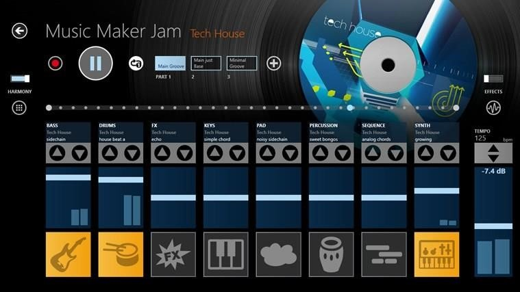MAGIX Music Maker Jam Alternatives and Similar Software