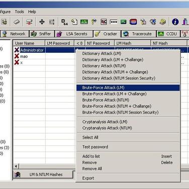Cain & Abel Alternatives and Similar Software - AlternativeTo net