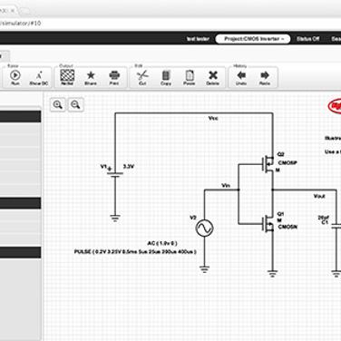 Ios Circuit Simulator