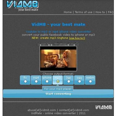Vidm8 com Alternatives and Similar Websites and Apps