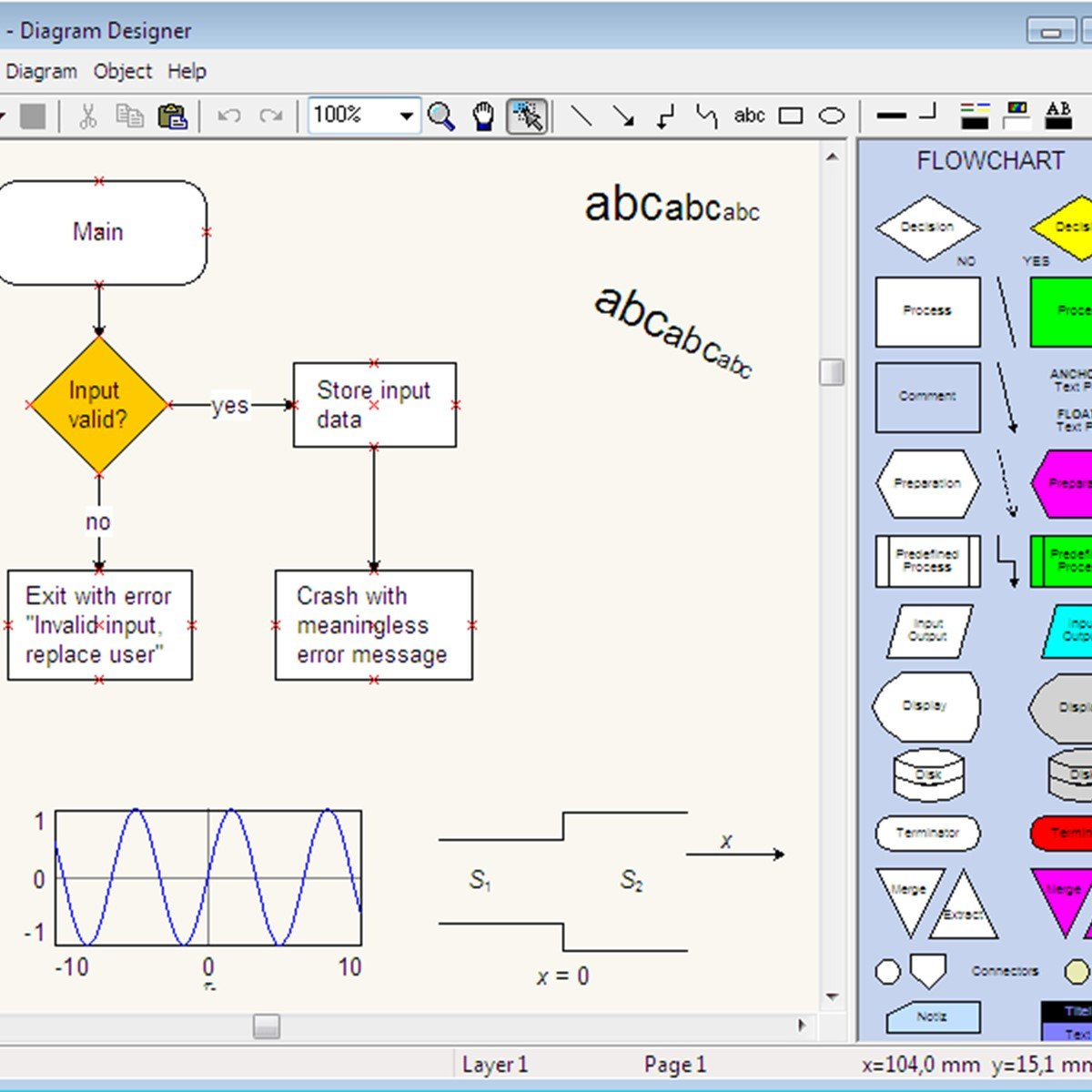 Diagram designer alternatives and similar software alternativeto ccuart Images
