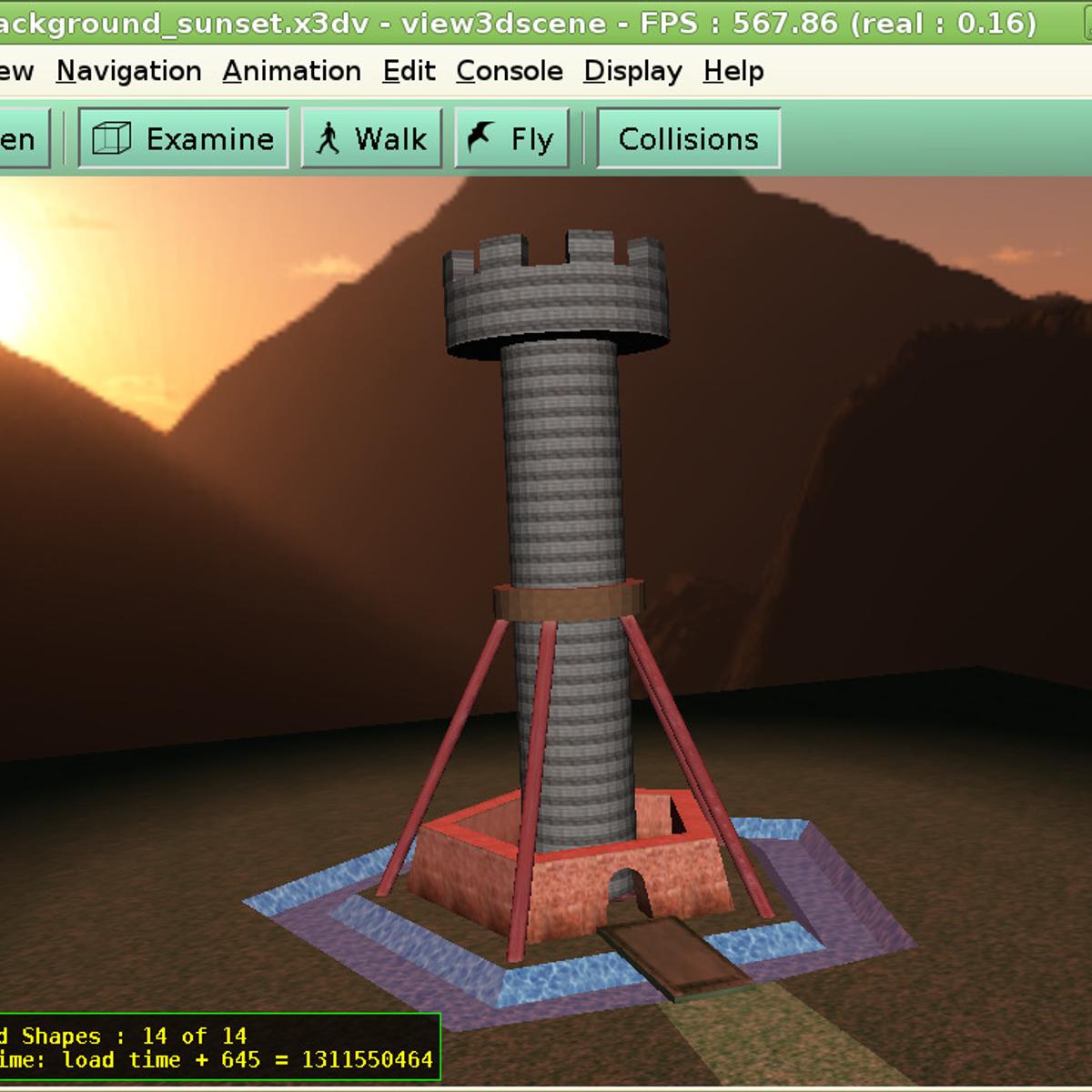 View3dscene Alternatives and Similar Software