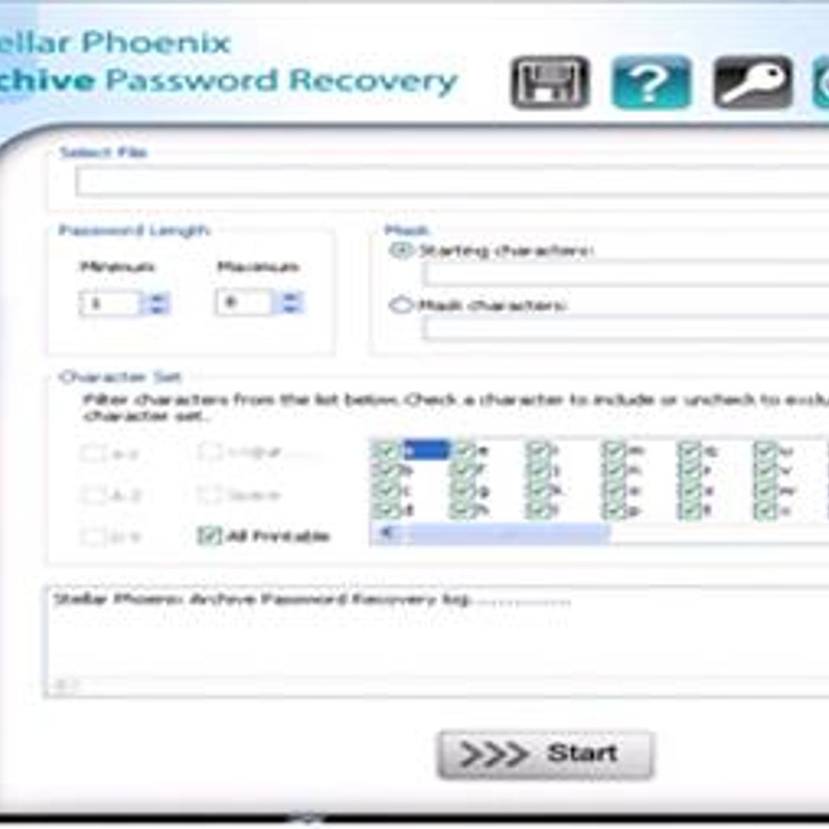 Stellar Phoenix Archive Password Recovery Alternatives and
