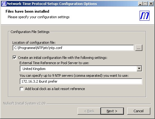Meinberg NTP Alternatives and Similar Software