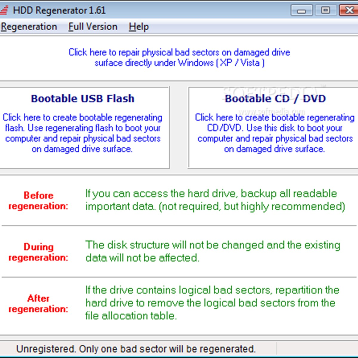Hdd regenerator 2011 full crack free download