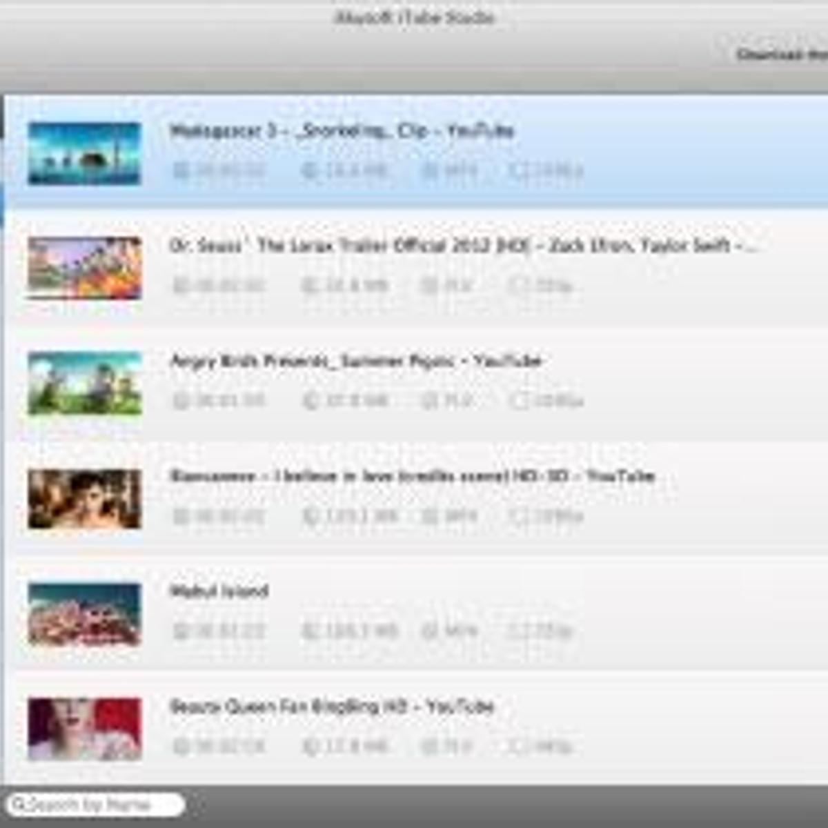 iTube Studio Alternatives and Similar Software