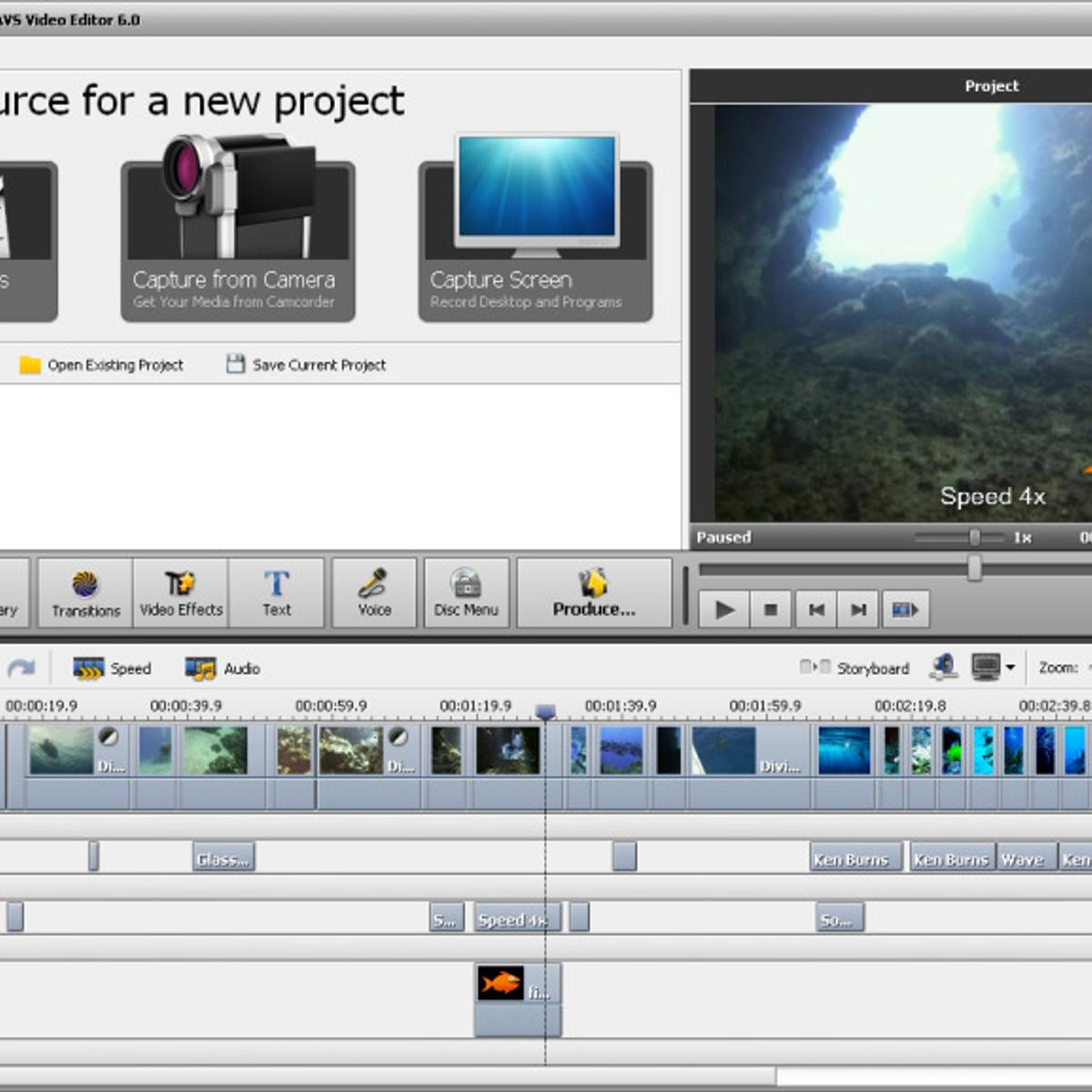 AVS Video Editor Alternatives and Similar Software