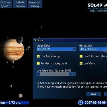 Solar Model Alternatives and Similar Software