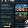 Runescape Introduction Homepage 2013