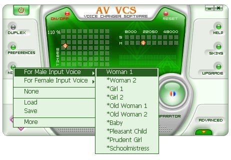 AV Voice Changer Software Reviews, Features, and Download links