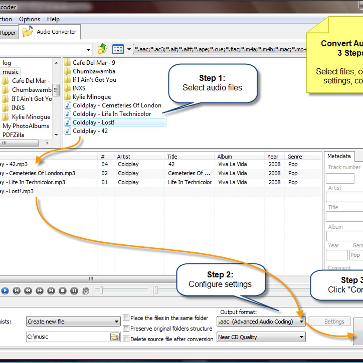 Audio Transcoder Alternatives and Similar Software - AlternativeTo net