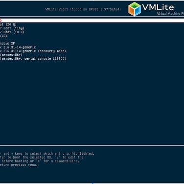 VMLite VBoot Alternatives and Similar Software - AlternativeTo net
