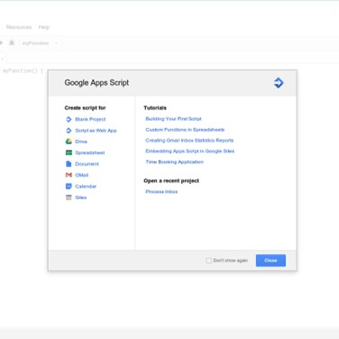 Google Scripts Alternatives and Similar Apps and Websites
