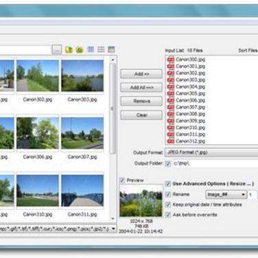 FastStone Photo Resizer Alternatives and Similar Software