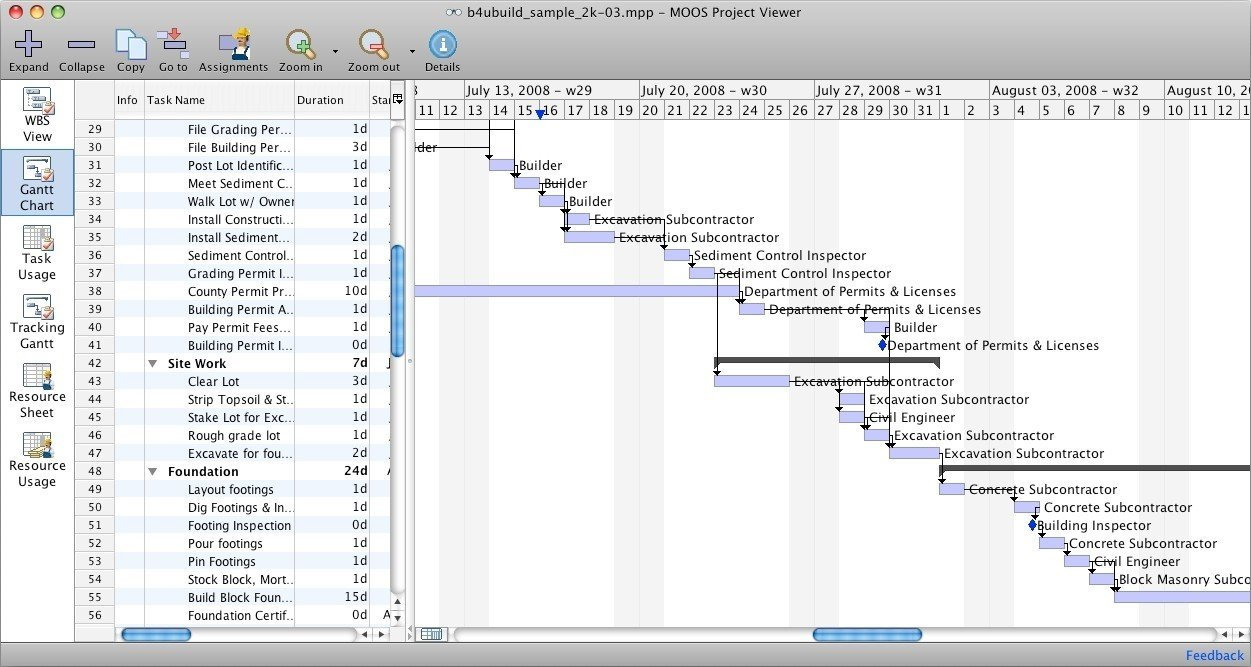 Moos project viewer alternatives and similar software microsoft project viewer for mac os x nvjuhfo Image collections