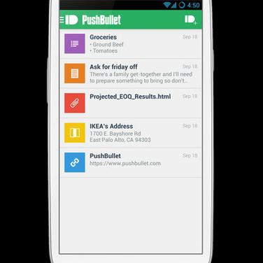 Pushbullet Alternatives And Similar Software Alternativeto Net