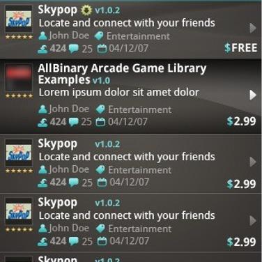 SAM - SlideME Application Manager Alternatives and Similar Apps and