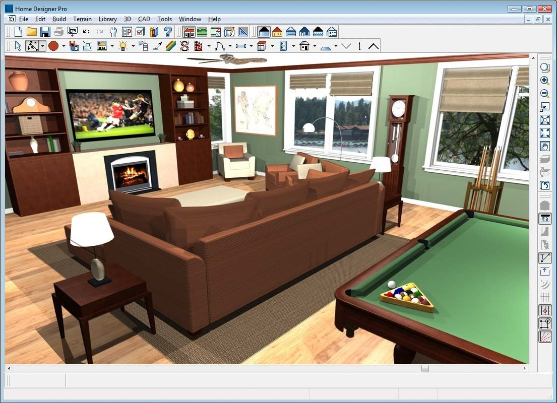 Home designer alternatives and similar software 3d room design software free