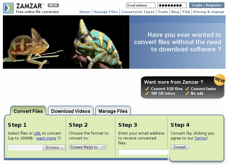 Zamzar alternatives and similar websites and apps alternativeto its possible to update the information on zamzar or report it as discontinued duplicated or spam ccuart Gallery