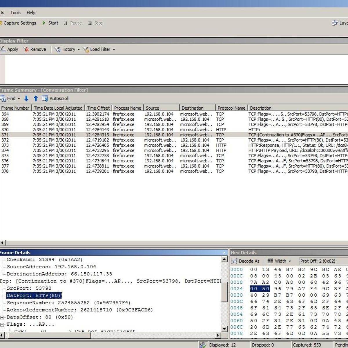Microsoft Network Monitor Alternatives and Similar Software