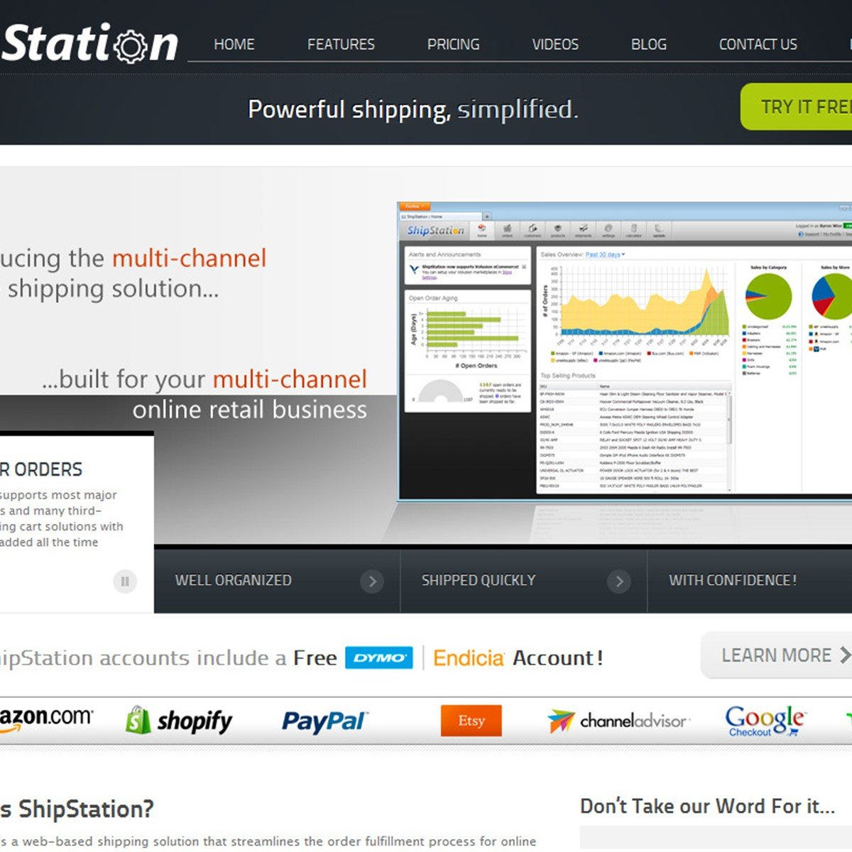 ShipStation Alternatives and Similar Websites and Apps