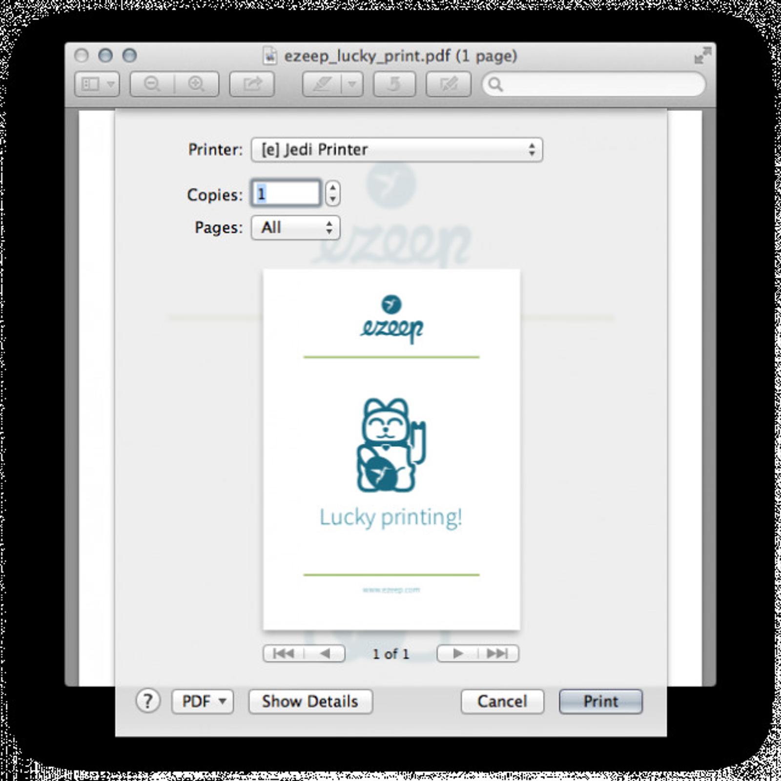 ezeep Alternatives and Similar Software - AlternativeTo net
