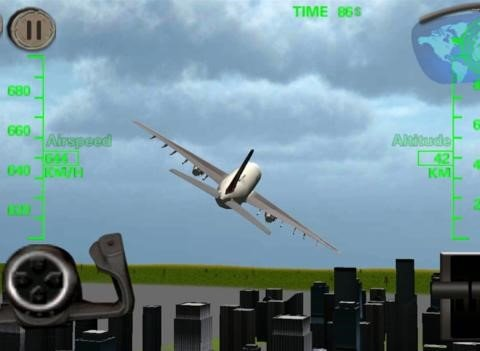 3D Airplane flight simulator Alternatives and Similar Games