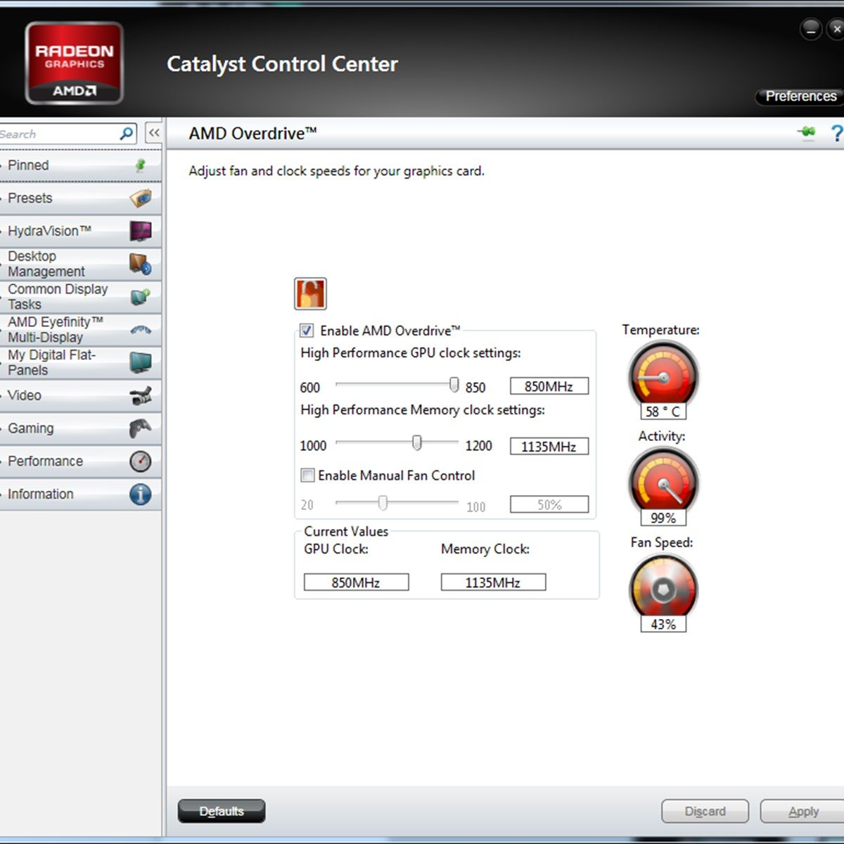 Catalyst Control Center Alternatives and Similar Software