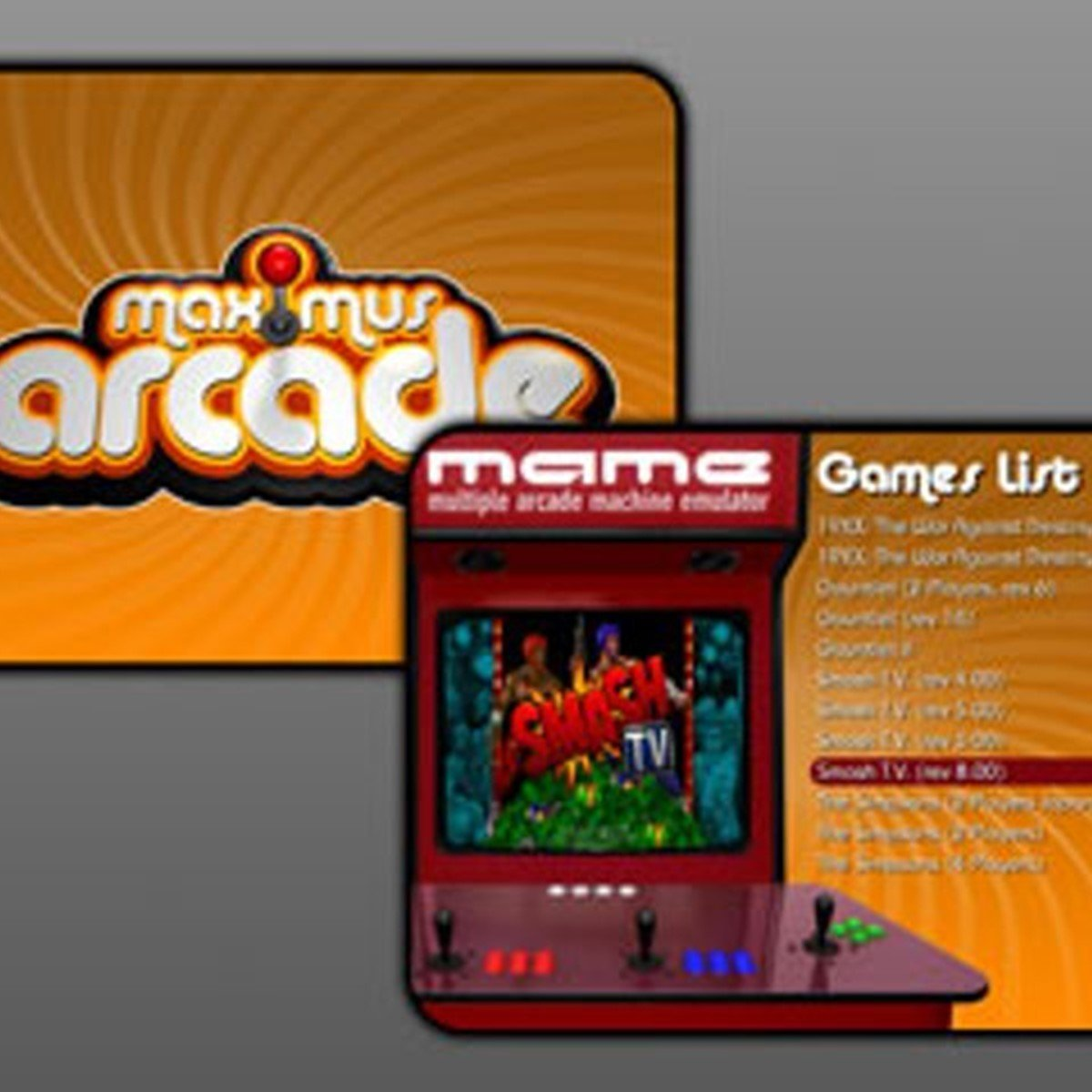 Maximus Arcade Alternatives and Similar Games