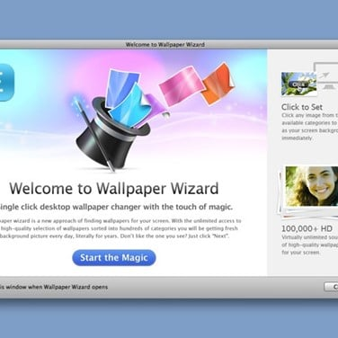 It's possible to update the information on Wallpaper Wizard or report it as discontinued, duplicated or spam.