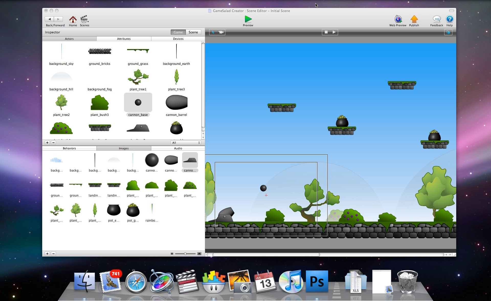 Game Building Software For Mac