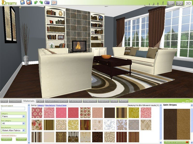Professional Room Space Planner For Interior Designers