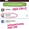 Free calls with yuilop