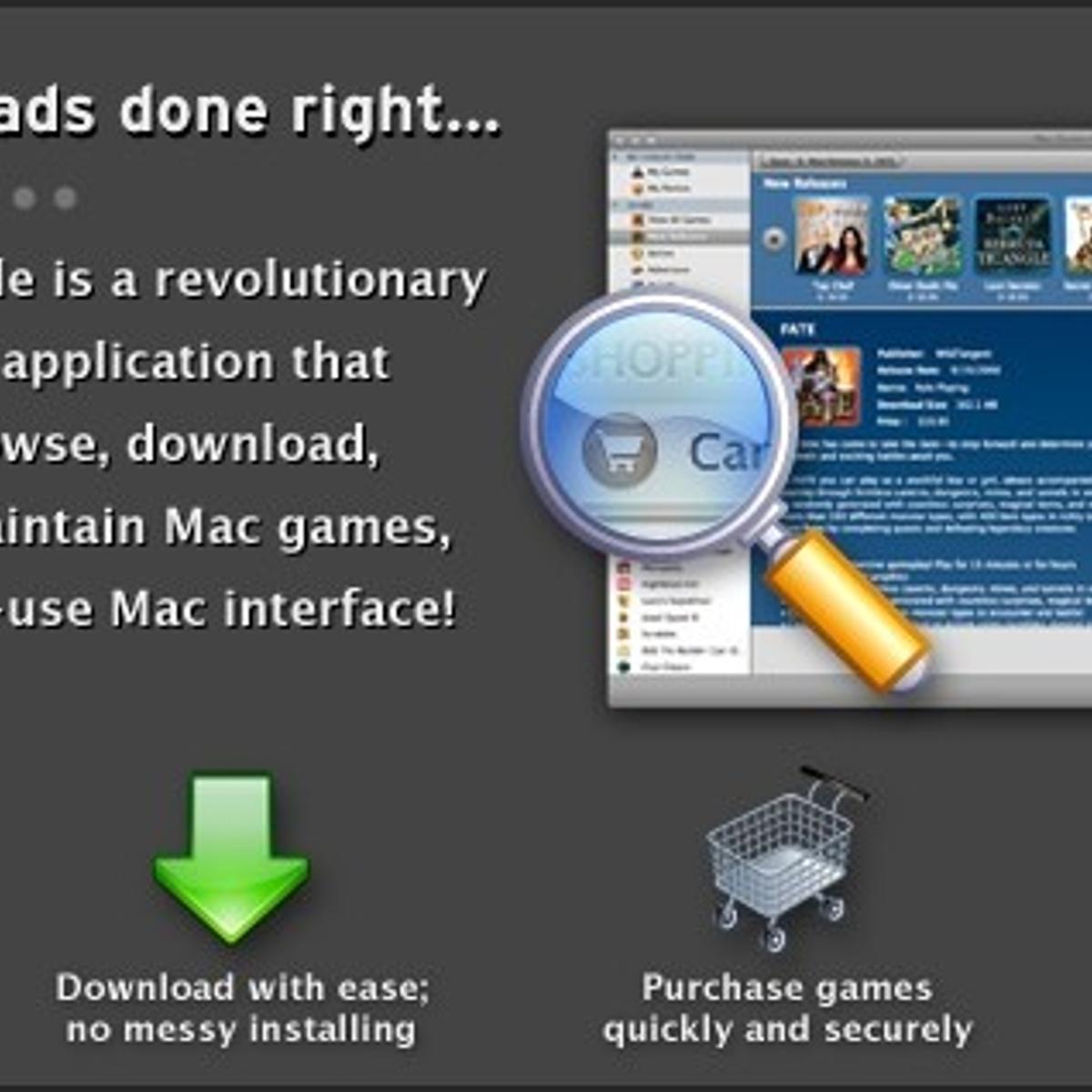 Mac Games Arcade Alternatives and Similar Software
