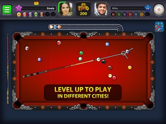 8 Ball Pool Reviews, Features, and Download links